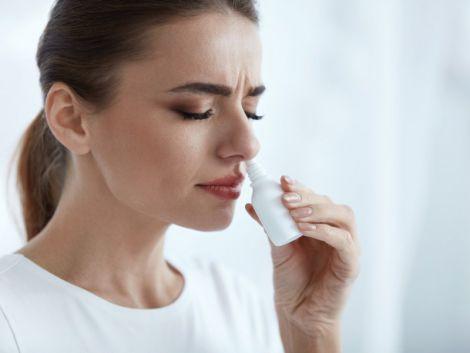 Небезпека крапель для носа