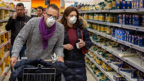 Як купляти продукти у період пандемії?