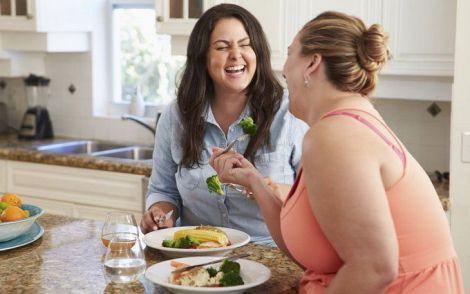 Переваги зайвої ваги