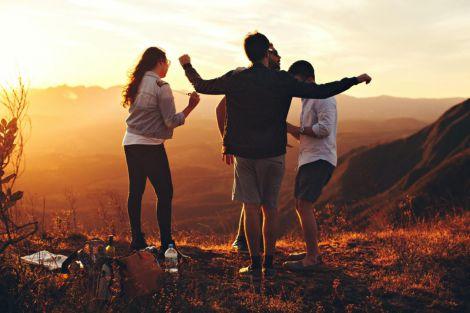 Час на природі позитивно впливає на підлітків