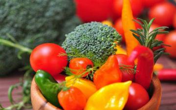 Овочі для очищення організму