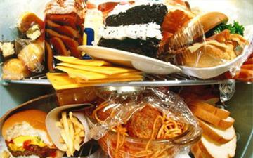 деякі продукти є занадто жирним і потребують заміни