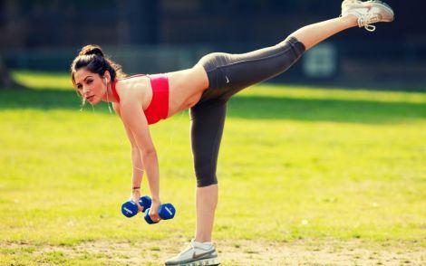 Ранкові вправи для жінок