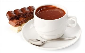 гарячий шоколад - ефективні та смачні ліки
