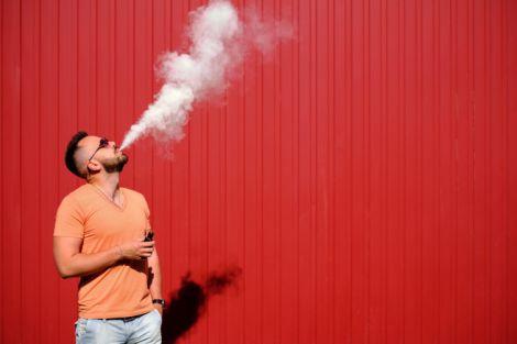Небезпека електронних сигарет