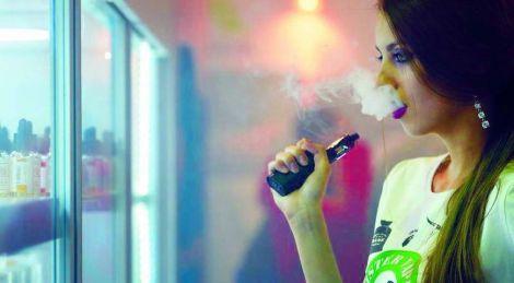 Електронні сигарети та підлітки