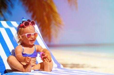 Симптоми теплового удару у дитини