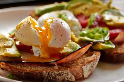 Смачні і корисні сніданки