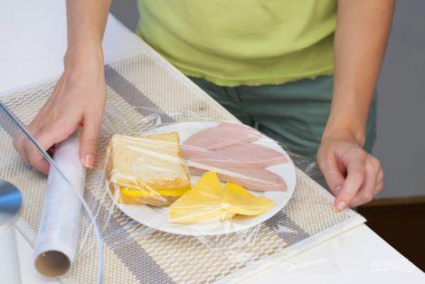 Шкода харчової плівки для дітей