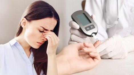 Цукровий діабет: на небезпечний стан вкажуть неприємні симптоми в очах