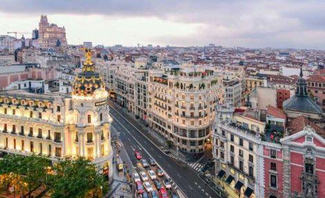 Коронавірус у Мадриді