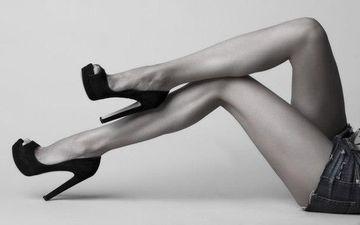 Комплекс вправ для підтягнутих ніг
