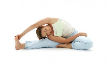 Вечірня йога допоможе розслабитися