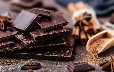 День корисно починати з шоколаду