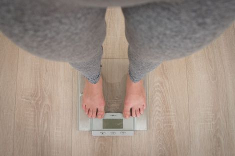 Помилка під час схуднення