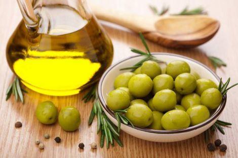оливкова олія чистить жовчний міхур