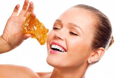 Мед для обличчя