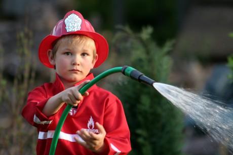 Юний пожежник