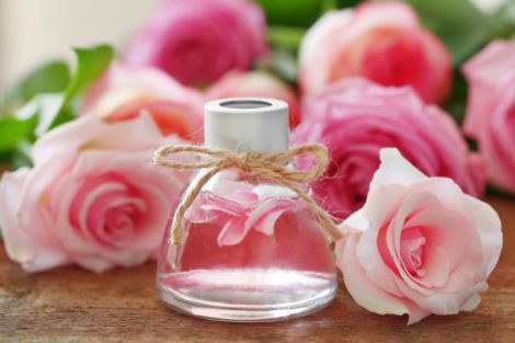 Користь запаху троянди