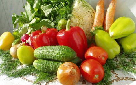 Овочі зі шкіркою більш корисні