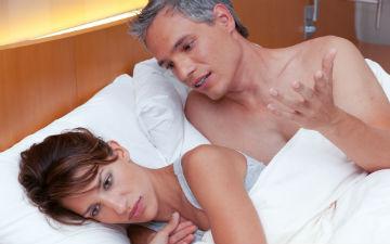 Еректильна дисфункція може розвинутися у чоловіка будь-якого віку