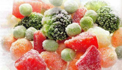 Заморожені продукти слід вибирати обережно