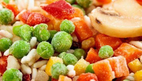 Заморожені овочі корисніші