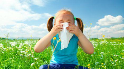 Причини появи алергії у дітей назвав пульмонолог