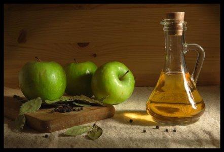 Яблучний оцет врятує від ангіни