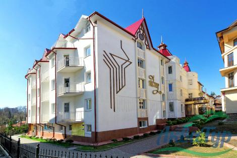 Санаторій Віктор у Трускавці