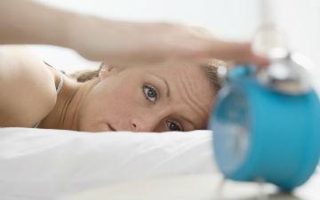 Що заважає вам заснути?