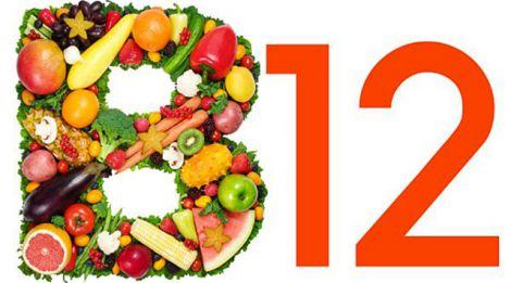 Ознака дефіциту вітаміну B12