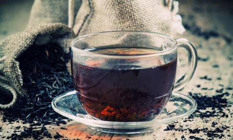 Чорний чай - відмінний засіб від високого холестерину