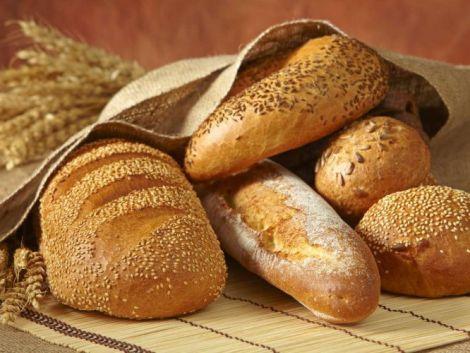 Зберігання хліба у спеку
