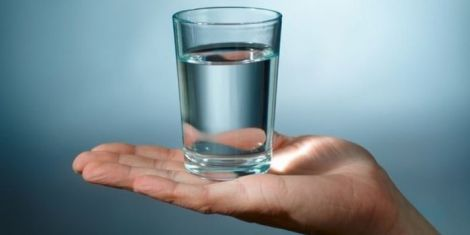 Кип'ячена вода для очистки організму