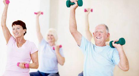 111-річний чоловік щодня відвідує спортзал