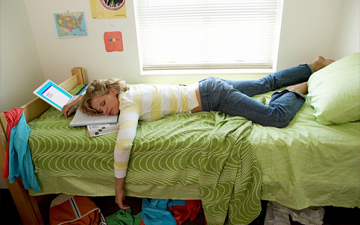 денний сон скорочує тривалість життя людини