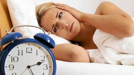 Відсутність сну