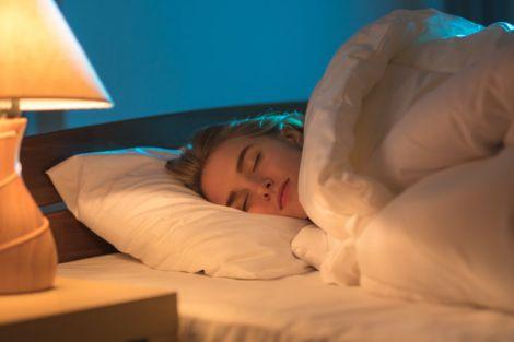 Освітлення від нічника