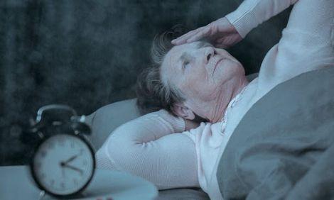 Порушення сну у людей похилого віку
