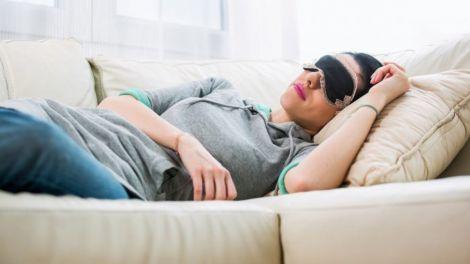 Користь денного сну для гіпертоніків