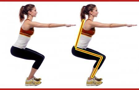 Як схуднути в стегнах - показує фітнес-тренер (ВІДЕО)