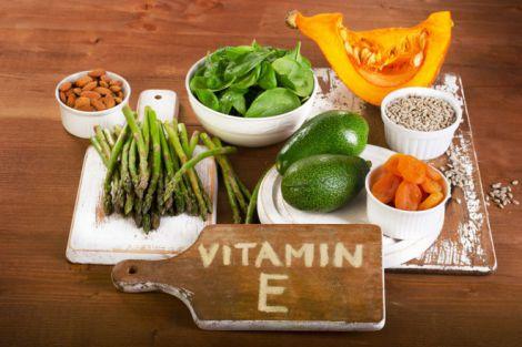 Корсиний вітамін Е