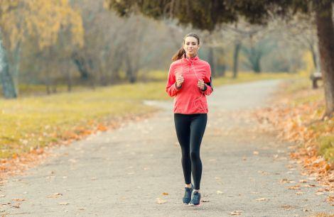 Щоденний біг допоможе позбутись від депресії
