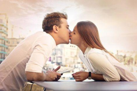 Перший поцілунок