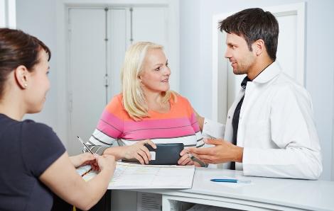 Проконсультуйтеся з лікарем