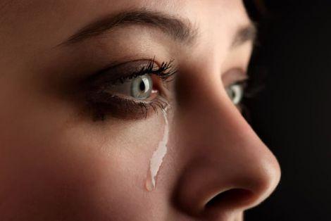 Причини сльозотечі