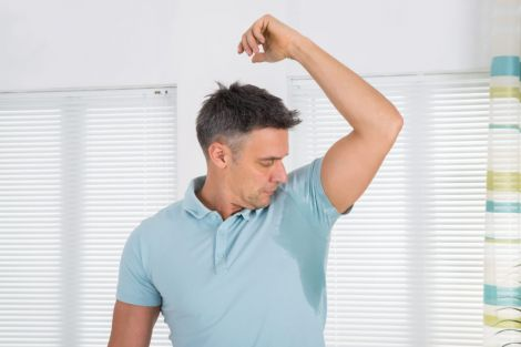 Підвищена пітливість: поради медиків