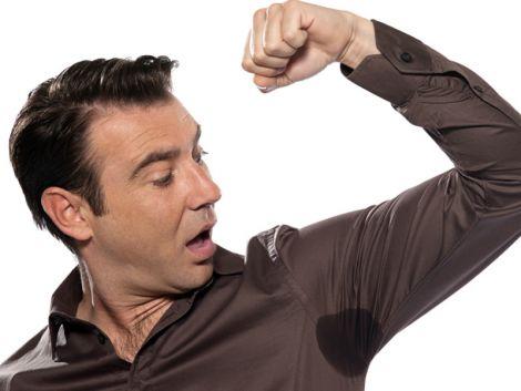 Надмірна пітливість може свідчити про захворювання