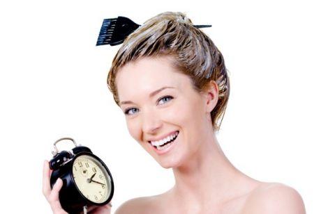Фарбуємо волосся в домашніх умовах